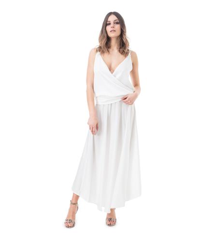 Top bianco , Abbigliamento, 13E2T1000TSBIANM, 001