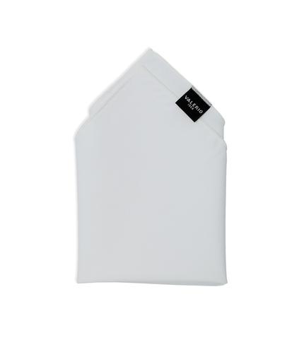 Pochette bianca in cotone, Accessori, 11I9T0014TSBIANUNI, 001
