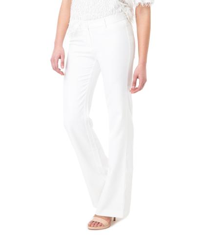 Pantaloni flared bianchi, 11F8T2630TSBIAN40, 002