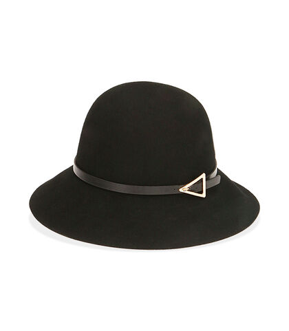 Cappello nero, Valerio 1966, 18B4T1909TSNERO3XL, 001
