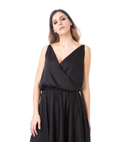 Top nero , Abbigliamento, 13E2T1000TSNEROM, 002
