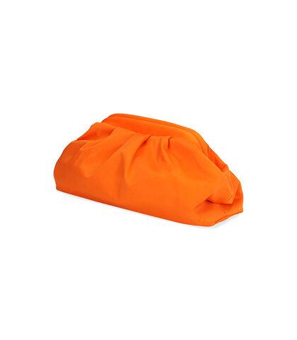 Borsa in lycra arancio , DONNA, 1751T6681LYARANUNI, 002