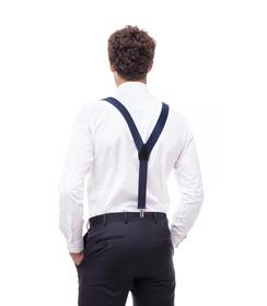 Bretelle blu elastiche, Accessori, 11G1T0001TSBLUEUNI, 002 preview