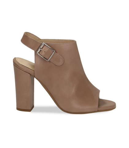 Sandali taupe in pelle , DONNA, 11D6T0948VITAUP036, 001