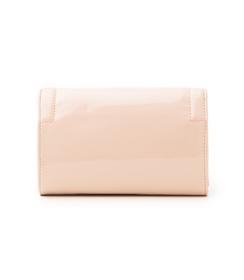Pochette nude in vernice, DONNA, 1166T6452VENUDEUNI, 003 preview