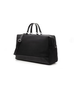 Borsa da viaggio nera in neoprene, Accessori, 09D3T2422TSNEROUNI, 004 preview