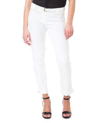 Pantaloni bianchi slim, 11F8T0203TSBIAN40, 002