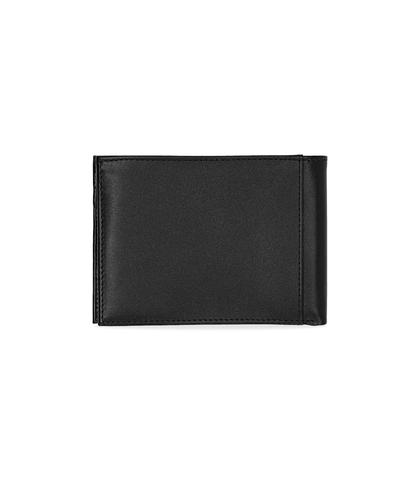 Portafoglio nero in eco-pelle, Accessori, 1057T9863EPNEROUNI, 002
