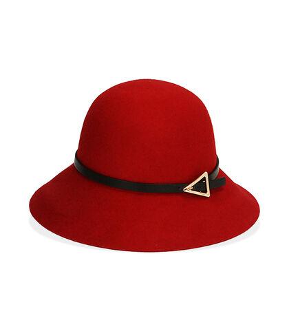 Cappello rosso, Valerio 1966, 18B4T1909TSROSS3XL, 001
