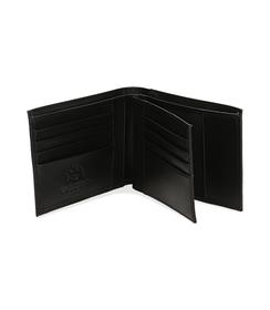 Portafoglio nero in eco-pelle, Accessori, 1057T9863EPNEROUNI, 003 preview