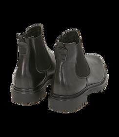 Chelsea boots neri in pelle, Valerio 1966, 1698T7409PENERO040, 004 preview