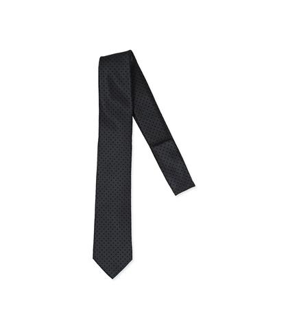Cravatta grigia in seta , Accessori, 11I9T0011TSGRIGUNI, 001