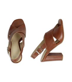 Sandali cuoio in pelle, SALDI, 11D6T1063VICUOI036, 003 preview
