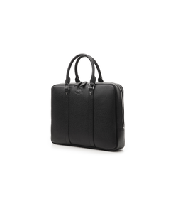 Borsa nera in pelle, Accessori, 10A4T1707PENEROUNI, 004 preview