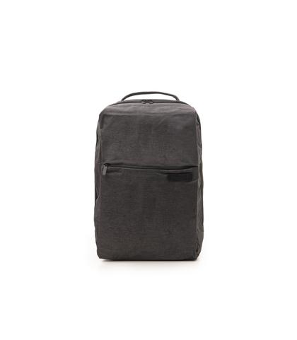 Zaino grigio in cotone e nylon, Accessori, 10H9T1602TSGRIGUNI, 001