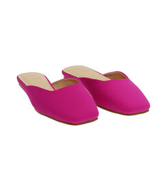 Sabot fucsia in lycra, Valerio 1966, 1749T0011LYFUCS036, 002 preview