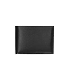 Portafoglio nero in eco-pelle, Accessori, 1057T9863EPNEROUNI, 001 preview