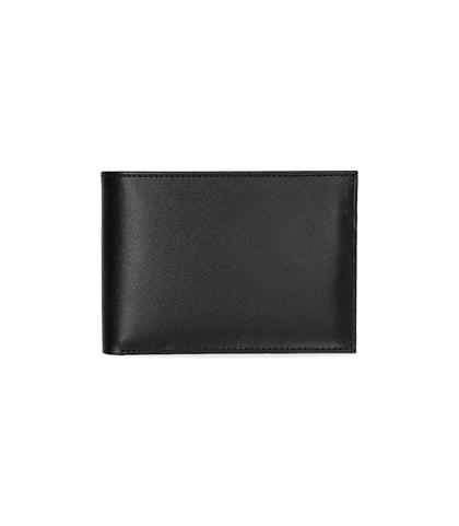 Portafoglio nero in eco-pelle, Accessori, 1057T9863EPNEROUNI, 001