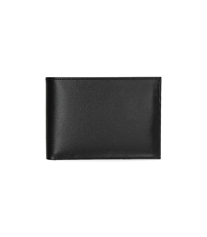 Portafoglio nero in eco-pelleAccessori, 1057T9863EPNEROUNI